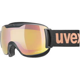 UVEX Downhill 2000 S CV Maschera, black mat/mirror rose